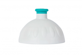 Zakrętka biała / ustnik zielony turkusowy    Nr produktu: VPVZ0234 Cena: 5,49 zł